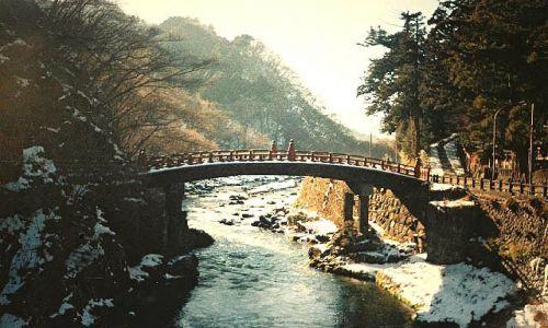 JAPONIA / Japonia / Nikko / Święty Most
