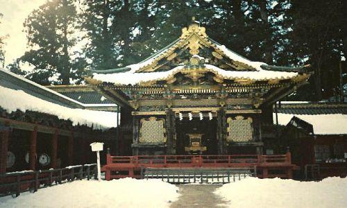 JAPONIA / Japonia / Nikko / Mauzoleum Ijejasu Tokugawy