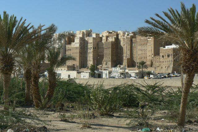 Zdjęcia: Schibam, Jemeńskie drapacze chmur., JEMEN