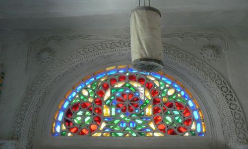 Zdjecie JEMEN / - / Sana / Witraż