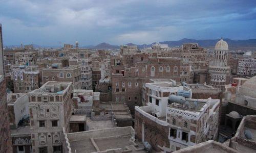 Zdjęcie JEMEN / Sana / Sana / Miasto z piernika 2