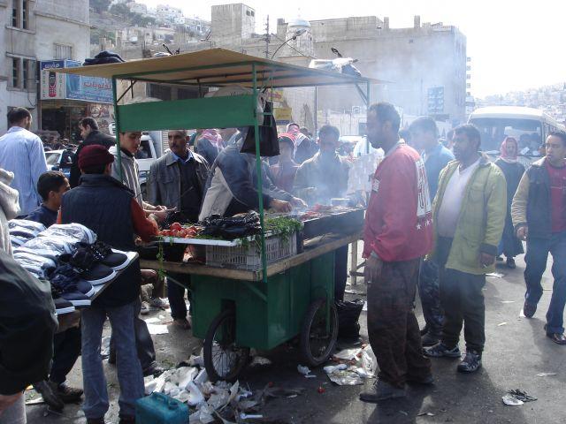 Zdjęcia: Amman, zadyma, JORDANIA