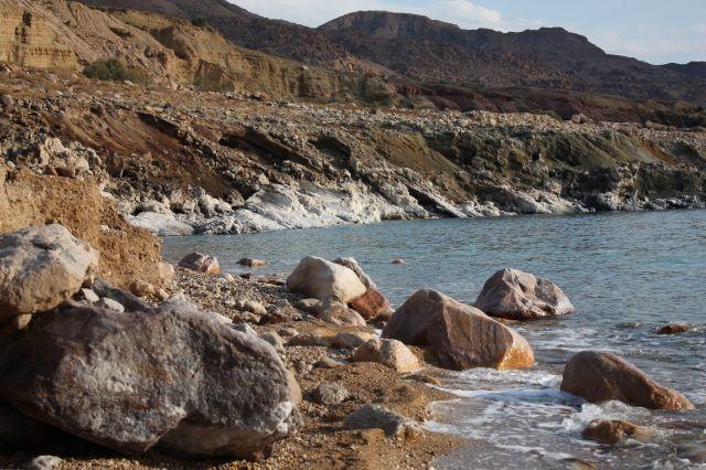 Zdj�cia: Morze Martwe, Morze Martwe , JORDANIA