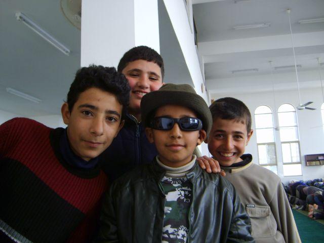Zdjęcia: Amman, Młodzież, JORDANIA