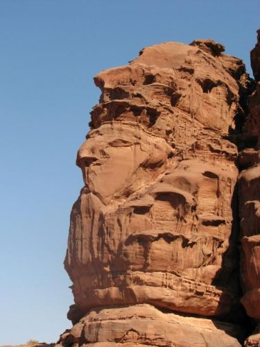 Zdjęcia: Wadi Rum, Na pustyni, JORDANIA