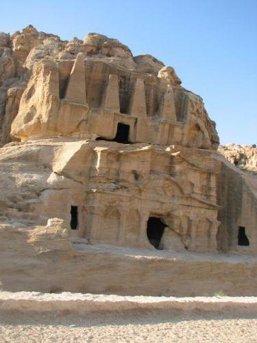 Zdjęcia: Palmyra, Grobowiec, JORDANIA