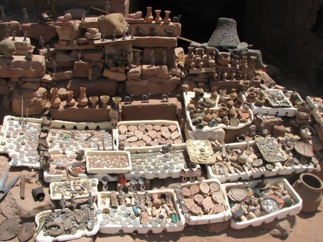 Zdjęcia: Petra, U Beduinów, JORDANIA
