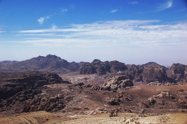 Zdjęcia: Petra, na skraju Pustyni Arabskiej, ..., JORDANIA