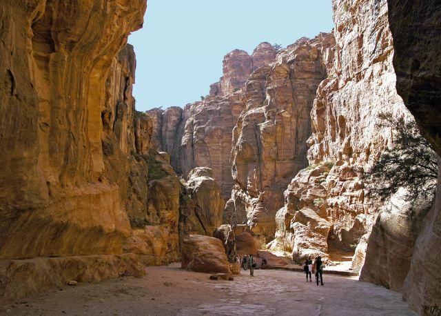 Zdjęcia: Petra, na skraju Pustyni Arabskiej, ...., JORDANIA
