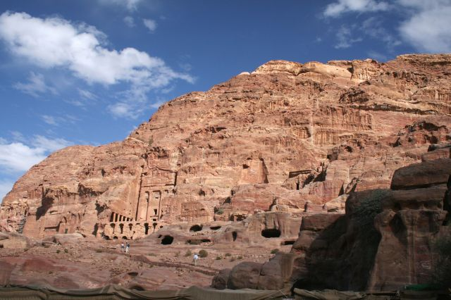 Zdjęcia: Petra, skalna metropolia, JORDANIA