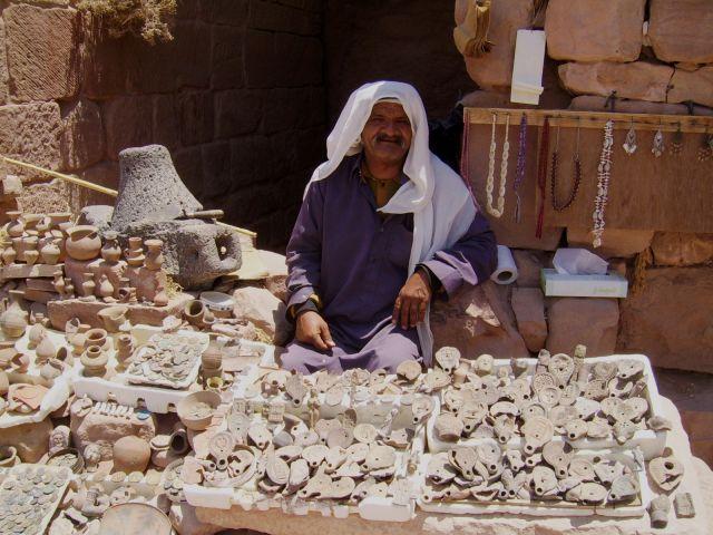 Zdjęcia: Petra, Sprzedawca, JORDANIA
