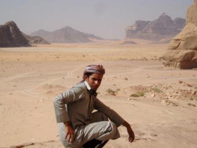 Zdjęcia: Pustynia Wadi Rum, Pustynia, JORDANIA