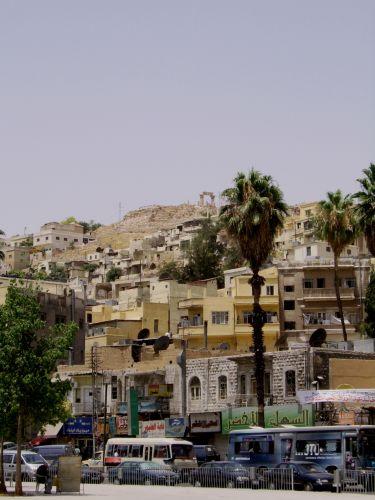 Zdjęcia: Amman, centrum Ammanu, JORDANIA