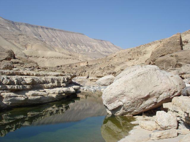 Zdjęcia: vadi mujib, rzeka mujib, JORDANIA