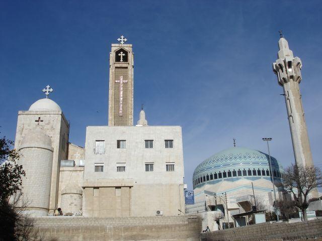 Zdjęcia: Amman, pod jednym niebem, JORDANIA