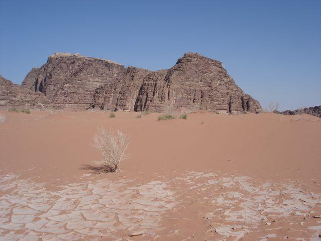 Zdjęcia: Vadi Ram, nie ma wody na pustyni, JORDANIA