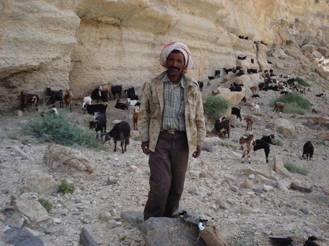 Zdj�cia: Vadi Mujib, Beduin, JORDANIA