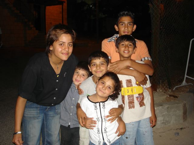Zdjęcia: Fhejs, dzieciaki z Fhejs, JORDANIA