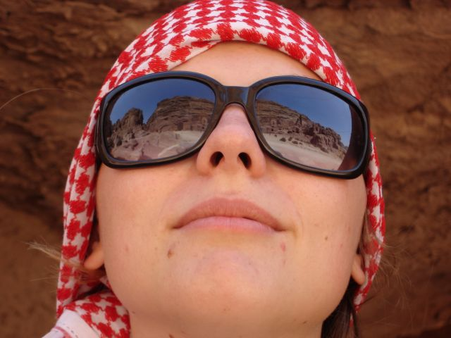Zdjęcia: Petra, odbicie, JORDANIA