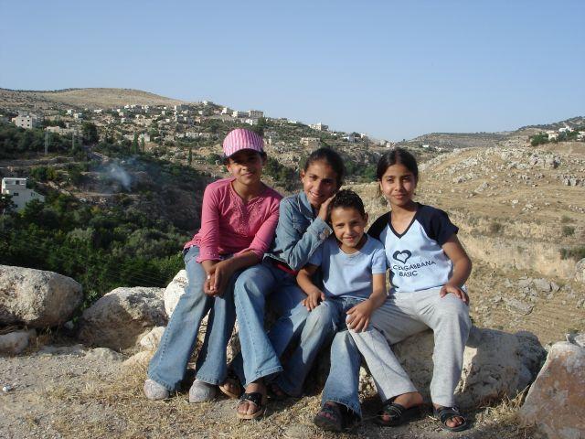 Zdjęcia: Iraq al Amir, przyjaciele, JORDANIA