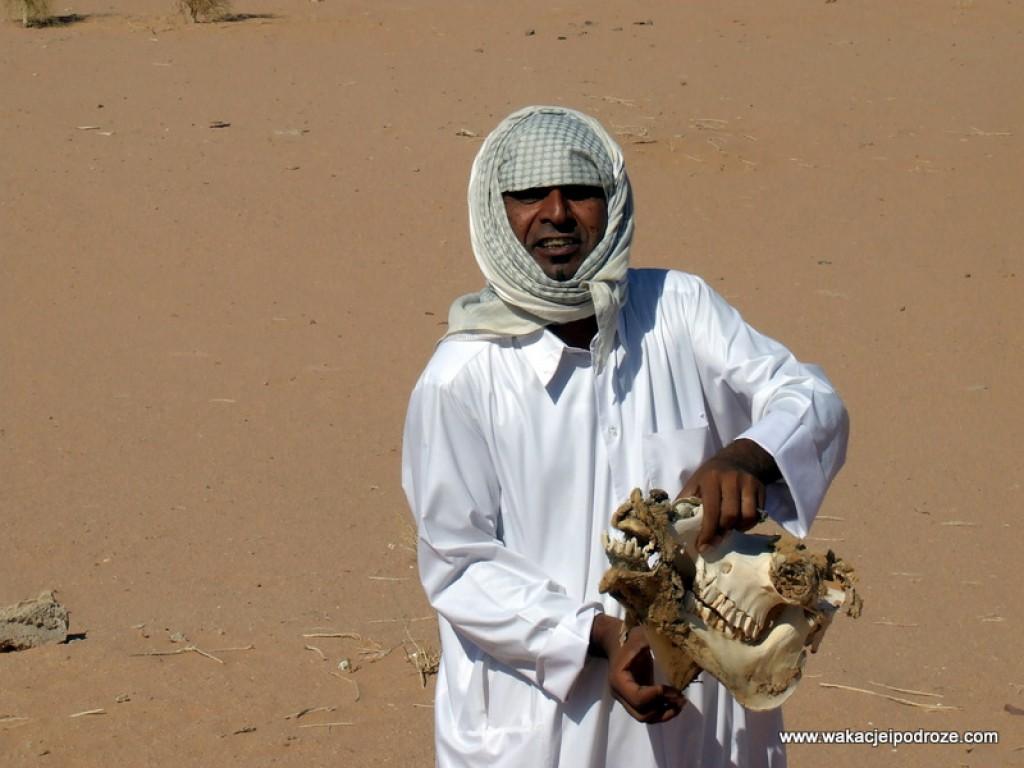 Zdjęcia: Wadi Ram, Wadi Ram, Beduin z Aqaby, JORDANIA