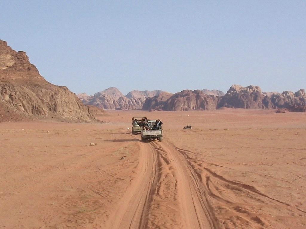 Zdjęcia: Pustynia Wadi Rum, Pustynia Wadi Rum, JORDANIA