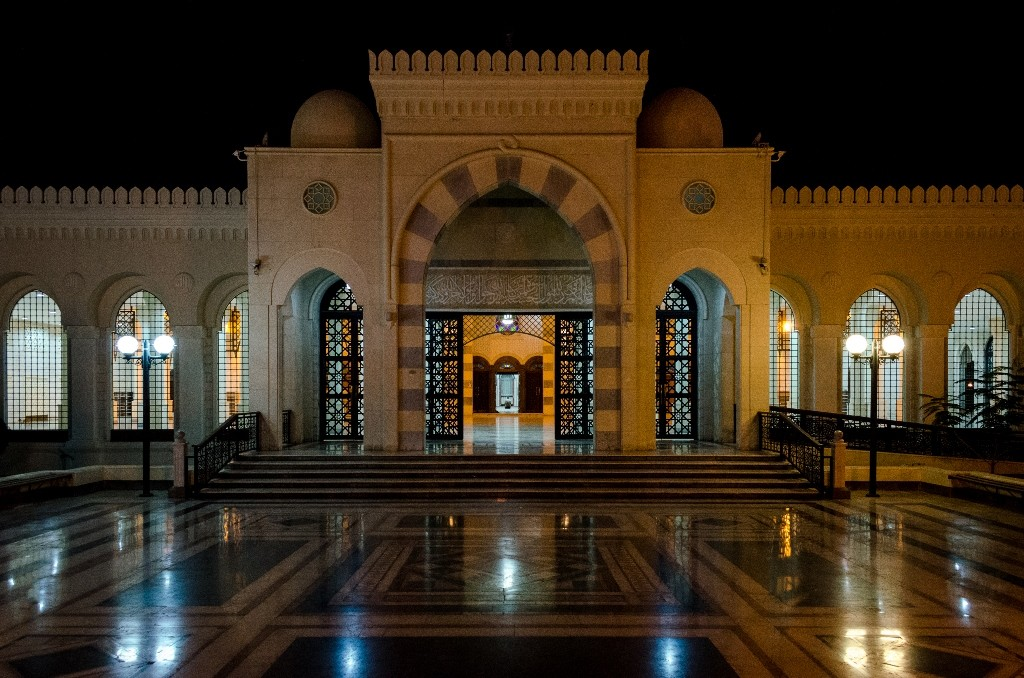Zdjęcia: Akaba, muhafaza Akaba, meczet..., JORDANIA