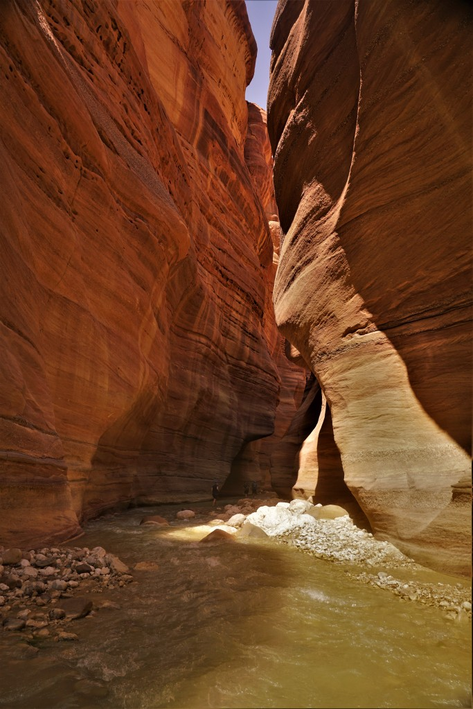 Zdjęcia: Wadi Al-Hassa,  Okolice morza Matrwego, Ciepły kanion, JORDANIA