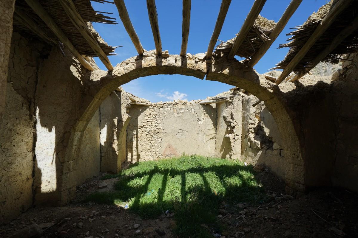 Zdjęcia: Wioska Dana , Tafilah, Czasy świetności minęły, JORDANIA
