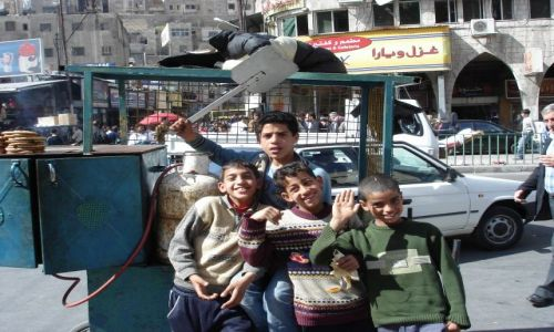 Zdjecie JORDANIA / brak / Amman / hello