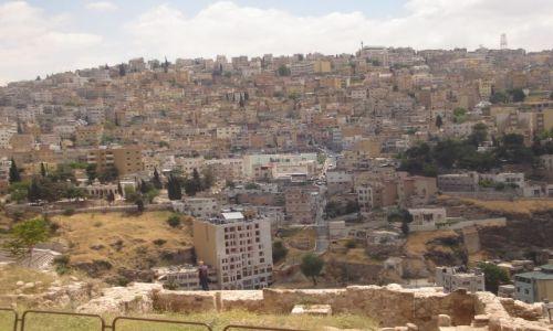 JORDANIA / - / Amman - stolica Jordanii / Moja Jordania :)