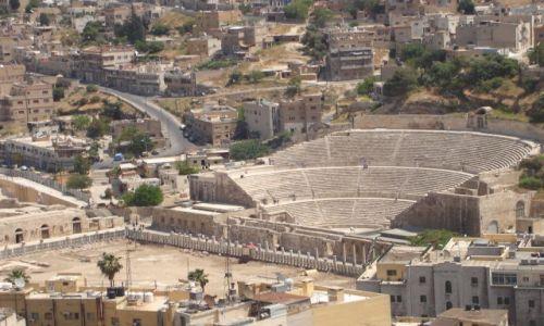 JORDANIA / - / Amman - stolica państwa Haszymidów / Moja Jordania :)
