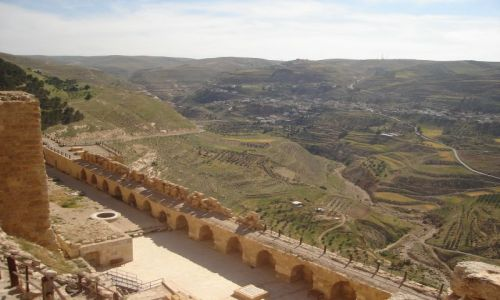 JORDANIA / Droga Królewska / Al - Karak / Moja Jordania :)