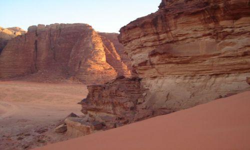 JORDANIA / Pd. Jordania / Wadi Ramm / Moja Jordania :)