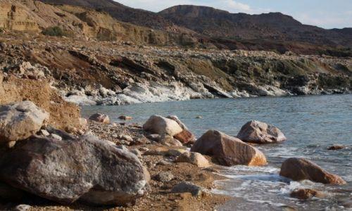 Zdjęcie JORDANIA / - / Morze Martwe / Morze Martwe