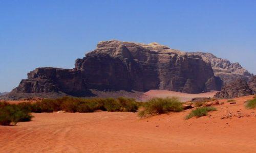Zdjecie JORDANIA / - / Wadi Rum / Wadi Rum
