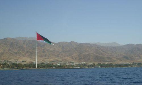 Zdjecie JORDANIA / brak / Akabe / Nad brzegiem Morza Czerwonego