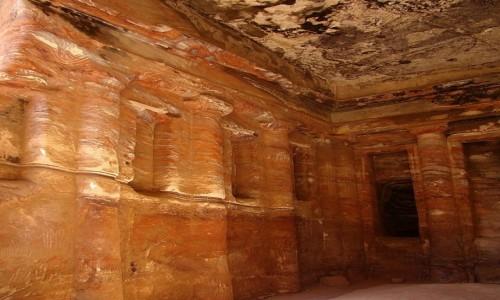 Zdjęcie JORDANIA / południowy-zachód / Petra / Nie potrzeba polichromii :-)