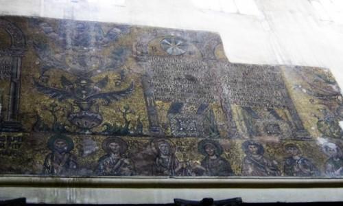Zdjecie JORDANIA / - / ? / Bizantyjska mozaika