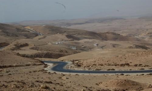Zdjecie JORDANIA / Zachodni / półpustynne / pustynia