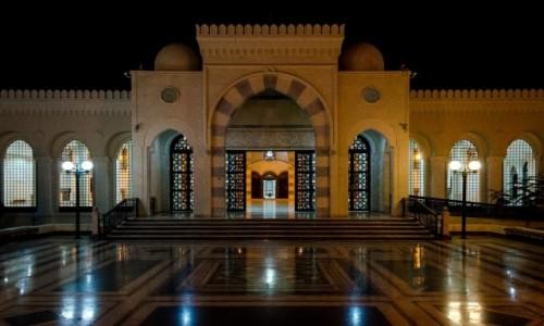 Zdjecie JORDANIA / muhafaza Akaba / Akaba / meczet...