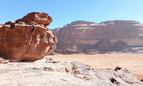 Zdjecie JORDANIA / Wadi Rum  / Wadi Rum  / Kula
