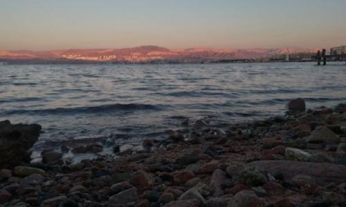 Zdjecie JORDANIA / .Aqaba / akaba / morze czerwone