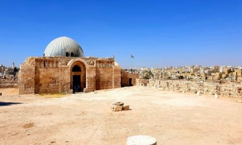 Zdjęcie JORDANIA / Amman / Amman / Cytadela