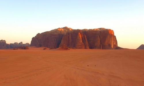 Zdjęcie JORDANIA / Akaba / Wadi Rum / Pustynia Wadi Rum