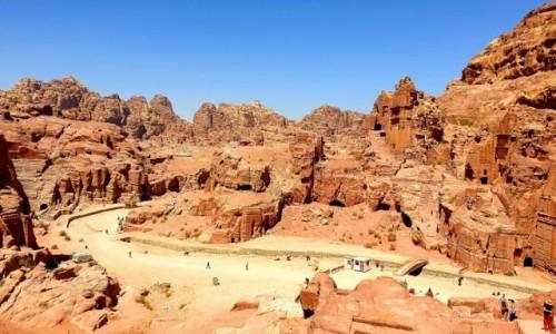 Zdjecie JORDANIA / Wadi Musa / Petra / Petra
