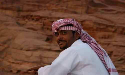 Zdjecie JORDANIA / brak / Wadi Ramm / beduin