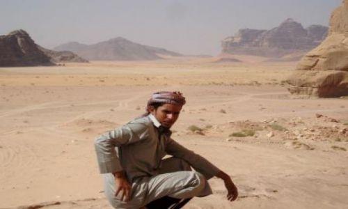 Zdjecie JORDANIA / brak / Pustynia Wadi Rum / Pustynia
