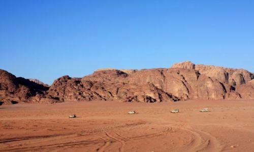 Zdjecie JORDANIA / Jordania / Jordania / Na pustyni