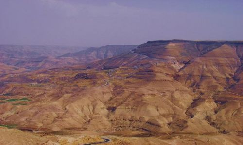 Zdjęcie JORDANIA / brak / Wadi Rum / Wadi